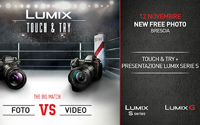 Lumix Touch&Try